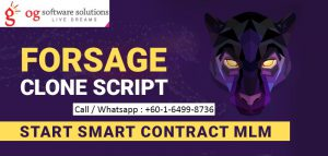 Smart Contract Based MLM software
